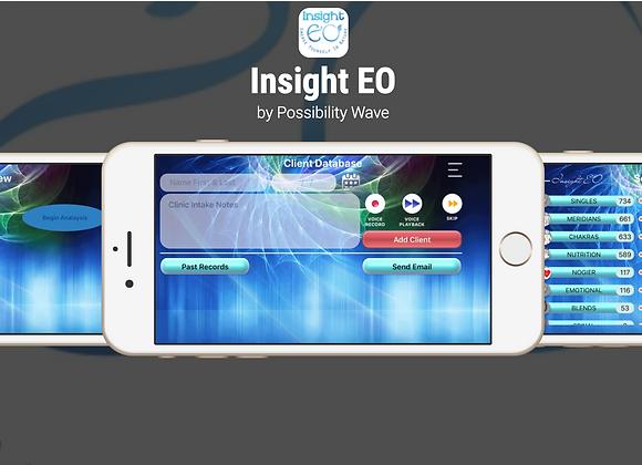Insight Essential Oils App