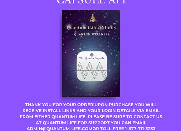 The Quanta Capsule - Infinity