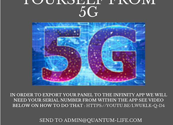 PROTECT YOURSELF FROM 5G