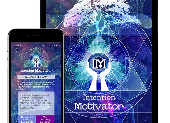 Intention Motivator App
