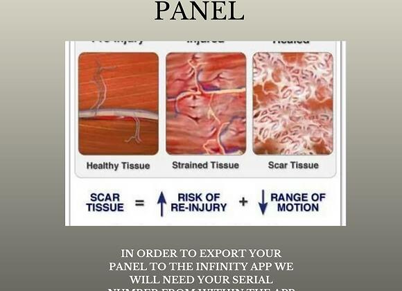 Dr Lou's Scar Tissue Dissolving Custom Panel