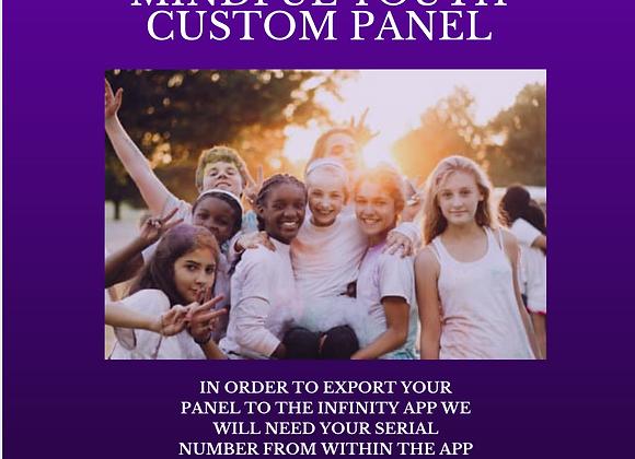 Tonya Kerrin's Mindful Youth Custom Panel