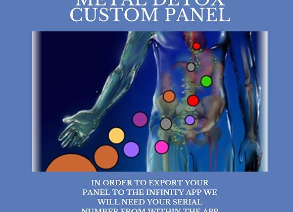 Dr Lou's Heavy Metal Detox Custom Panel