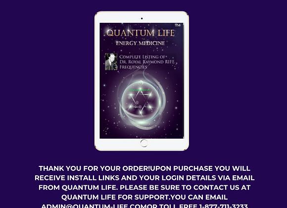 Quantum Royal Rife App