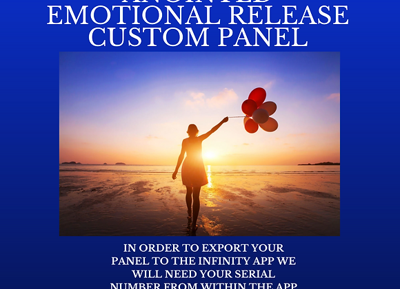 Tonya Kerrin's Anointed Emotional Release Custom Panel