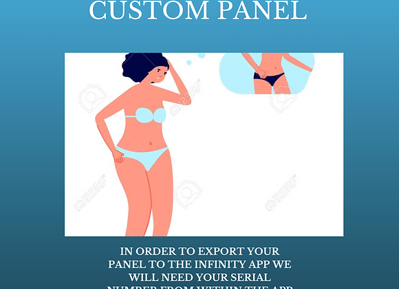 Dr Lou's Think Thin/Weight Loss Custom Panel for Your Quantum iNfinity!