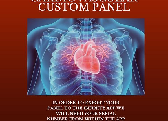 Tonya Kerrin's Cardiovascular Custom Panel