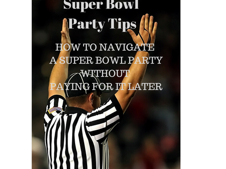 Healthy Super Bowl Party Tips