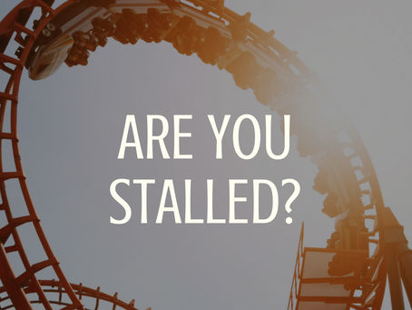 Are You Stalled?