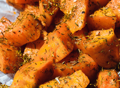 Five Benefits of Eating Sweet Potatoes & Tasty Ways to Enjoy!