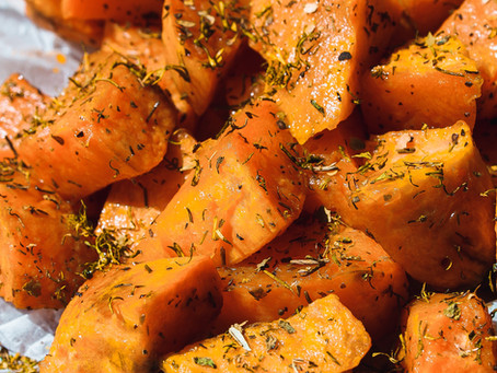 Some of The Benefits of Eating Sweet Potatoes & Tasty Ways to Enjoy Them