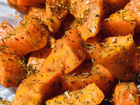 Five Benefits of Eating Sweet Potatoes & Tasty Ways to Enjoy!