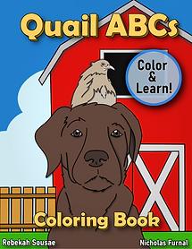 Quail ABCs Book Cover
