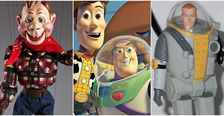 Toy Story: Andy's Toys & Their Real Life Inspirations