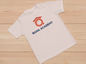 Quail Academy Promotional Material Mockup