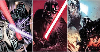 10 Jedi You Didn't Know Darth Vader Fought