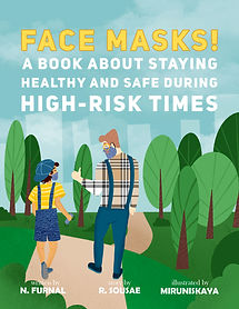 Face Masks! Book Cover