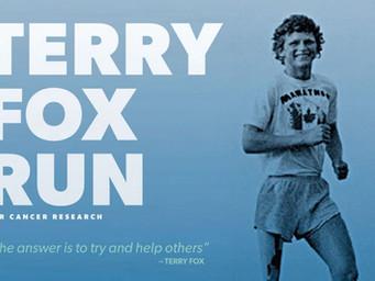 Virtual Terry Fox Run 2020