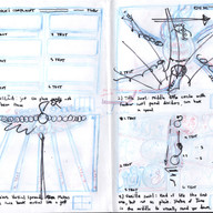 Peacock Layout Sketches