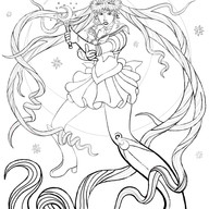 Sailor Moon Progress 10