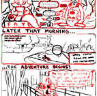 K4C Cat Comic Page 1 WIP002