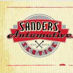 Sanders Automotive Business Card