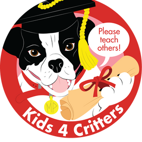 Mister Peters Graduation Sticker