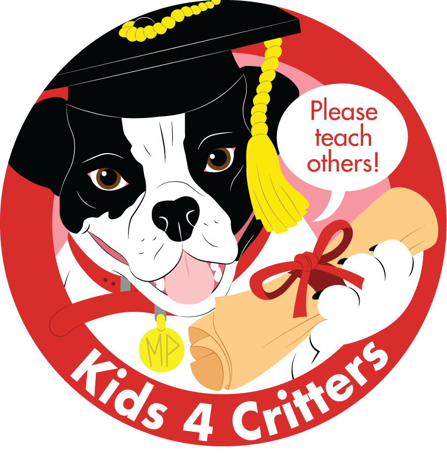 Mister Peters Graduation Sticker