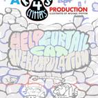 K4C Cat Comic Cover WIP004