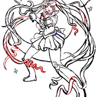 Sailor Moon Progress 4