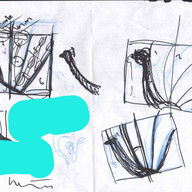 Peacock Layout Sketches 2