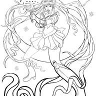 Sailor Moon Progress 8