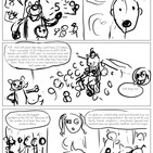 K4C Cat Comic Page 3 WIP001