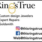 Ring's True Temporary Sign