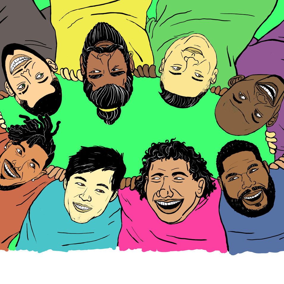 Men of Color Support Group