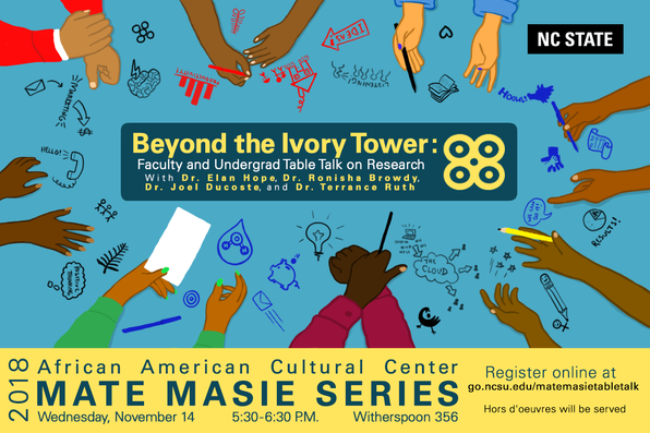 Flyer Version of Beyond the Ivory Tower