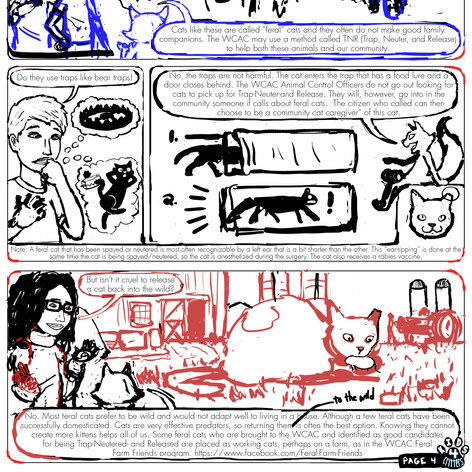 K4C Cat Comic Page 4 WIP002