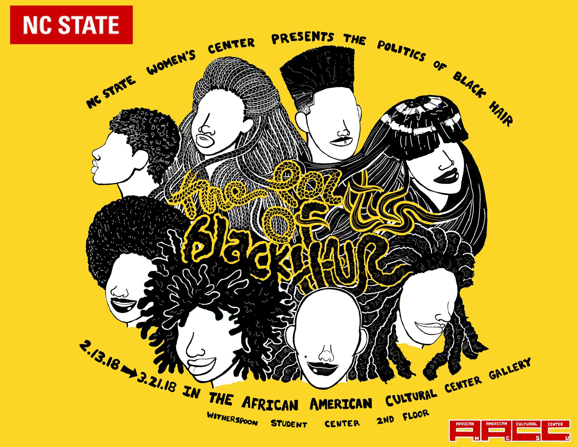 The Politics of Black Hair