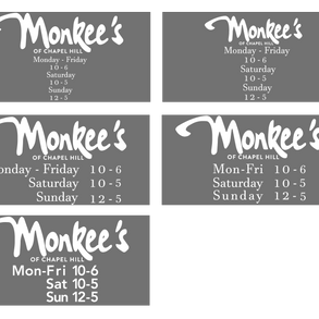 Monkee's Choices