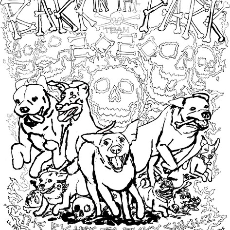 Bark in the Park 2020 WIP 006