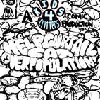K4C Cat Comic Cover WIP001
