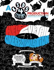 FINAL K4C Cat Comic COVER