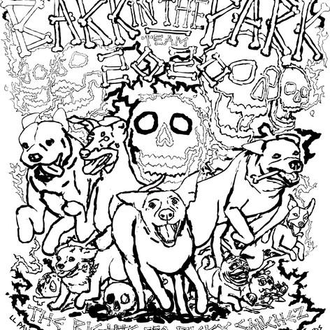 Bark in the Park 2020 WIP 005