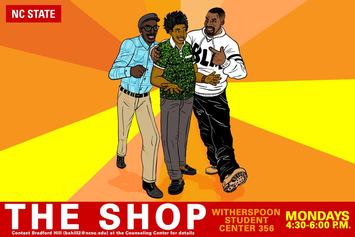 The Shop Flyer Horizontal