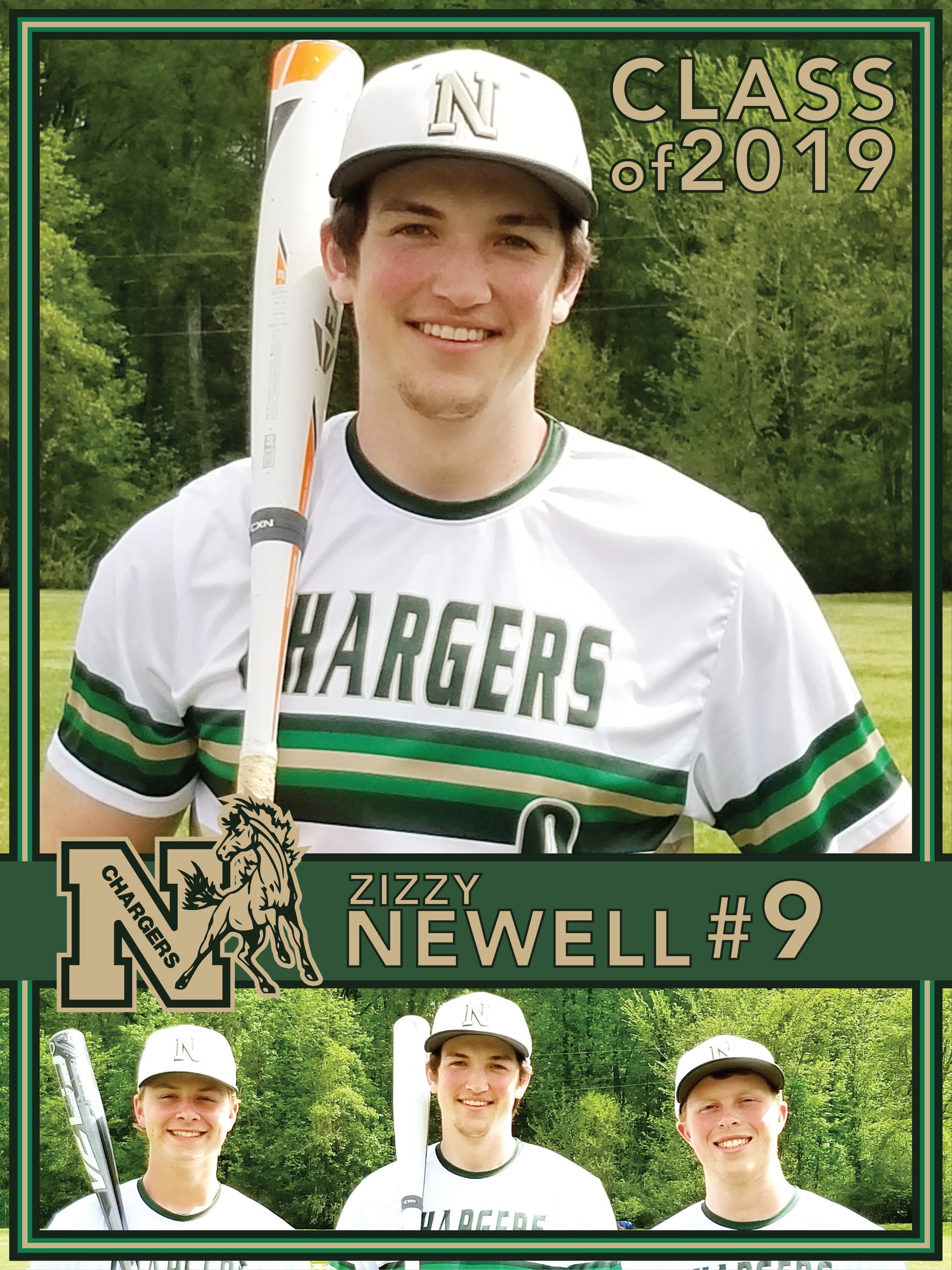 Northwood Baseball Banner Zizzy