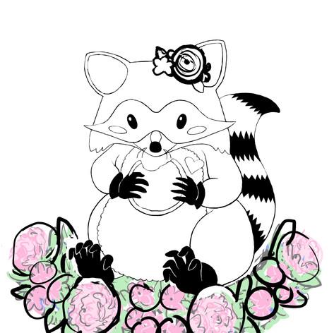 RaccoonWIP009