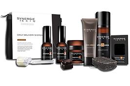 Synergie Skin producten huidstudio leek