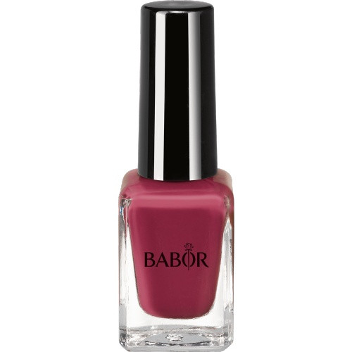 trend make-up babor nailcolour 28 dark r