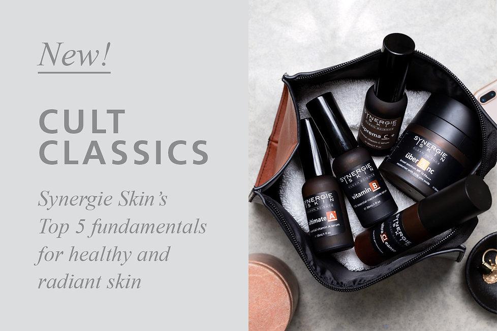 Synergie skin cult classics 2 bij huidst