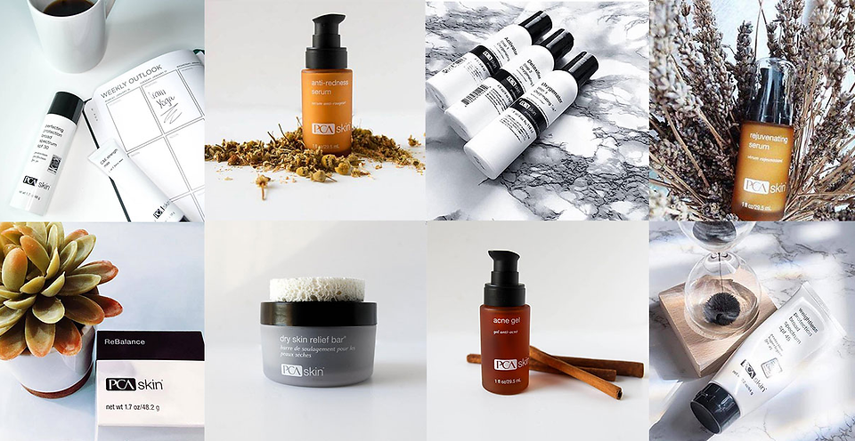 Kopie van pca skin producten huidproduct